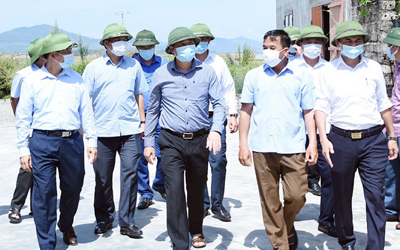 Định hướng trong xây dựng nông thôn mới ở Hà Tĩnh