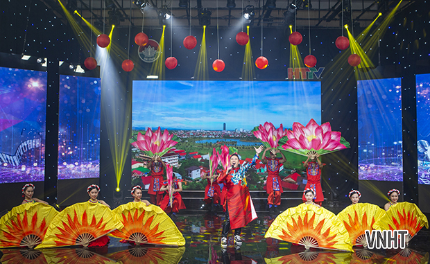 Lễ trao giải Cuộc thi sáng tác ca khúc về Hà Tĩnh nhân kỷ niệm 190 năm thành lập, 30 năm tái lập tỉnh.