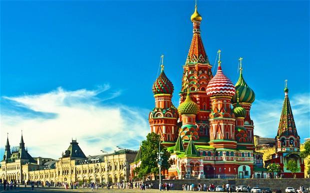 Học tiếng Nga