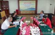 Hội nghị Ban chấp hành Liên chi hội nhà văn Bắc miền Trung