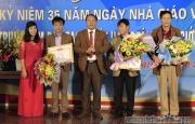 Trung tâm đào tạo & sát hạch lái xe cơ giới Hà An kỷ niệm 35 năm ngày nhà giáo Việt Nam