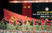 Đại hội đại biểu Hội Cựu chiến binh tỉnh lần thứ VI ( Nhiệm kỳ 2017-2022)
