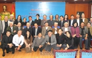 Hội Nhạc sĩ Việt Nam và chặng đường 60 năm đồng hành cùng dân tộc