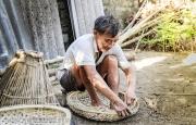 Về làng đan lát Đại Yên