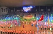 Lễ khai mạc Đại hội TDTT toàn tỉnh lần thứ VIII