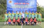 Chung kết  giải bóng đá mừng 60 năm ngày thành lập lực lượng PA83