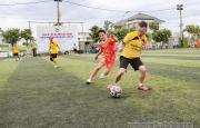 Chung kết giải bóng đá truyền thống Cúp Hội Nhà báo Hà Tĩnh lần thứ V