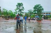 Thí sinh Hà Tĩnh bước vào kỳ thi THPT Quốc gia 2018