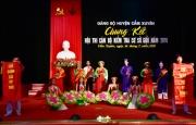 Cẩm Xuyên chung kết hội thi cán bộ kiểm tra cơ sở giỏi năm 2018