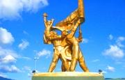 Thi sáng tác tranh cổ động tuyên truyền kỷ niệm 65 năm Ngày chiến thắng lịch sử Điện Biên Phủ