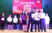 Chung kết cuộc thi hát Tiếng Anh Sing My Song 2018