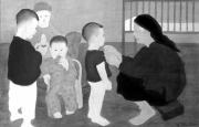 Hình tượng trẻ em trong tranh lụa của Nguyễn Phan Chánh