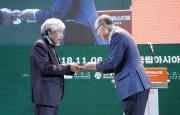 Nhà văn Bảo Ninh đoạt giải thưởng văn học châu Á
