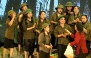"""Kịch hát """"Hoa lửa Truông Bồn"""" ra mắt công chúng dịp Tết Kỷ Hợi"""