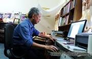 Nhà khoa học, nhà thơ kính chúa yêu nước Lê Quốc Hán