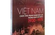 """Sách ảnh """"Việt Nam - Cuộc đấu tranh giành độc lập, thống nhất đất nước 1930 - 1975"""": Một giai đoạn lịch sử được viết bằng ảnh"""