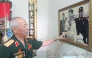 Vị tướng nơi tuyến lửa Trường Sơn và huyền thoại về 500 lá thư tình