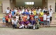 Ấm áp chương trình Tiếp sức đến trường tại làng trẻ em mồ côi SOS Hà Tĩnh