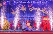 """Nghi Xuân tổ chức chương trình """" Vui hội trăng rằm"""" năm 2019"""