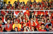 Người Hà Tĩnh sống và làm việc tại Philippines hết mình với SEA Games 30
