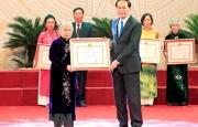 Hướng dẫn xét tặng Giải thưởng Hồ Chí Minh, Giải thưởng Nhà nước về văn học nghệ thuật 2021