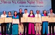 Nguyễn Khắc Hùng – Người nghệ nhân của vùng sơn cước Hà Tĩnh