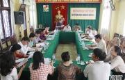 Hội nghị Ban chấp hành sơ kết tình hình công tác 6 tháng đầu năm 2020
