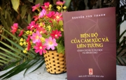 Tập sách Biên độ của cảm xúc và liên tưởng của tác giả Nguyễn Văn Thanh