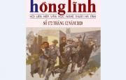 Tạp chí Hồng Lĩnh số 172