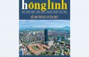 Tạp chí Hồng Lĩnh số 180