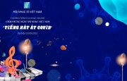 """Chương trình Âm nhạc trực tuyến """"Tiếng hát át Covid"""" số 2: Chào mừng Ngày Âm nhạc Việt Nam lần thứ XII (3/9/2021)"""