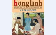 Tạp chí Hồng Lĩnh số 182
