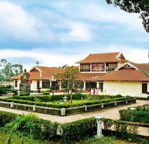 Nhà tưởng niệm Nguyễn Du