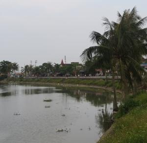 Sông Cày. Ảnh: Bảo Phan